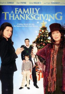 Zahvalni dan z družino - A Family Thanksgiving