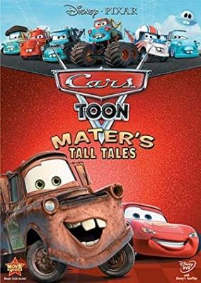 Dajzove zgodbe - Cars Toons: Mater's Tall Tales