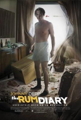 Zapiti dnevnik - The Rum Diary