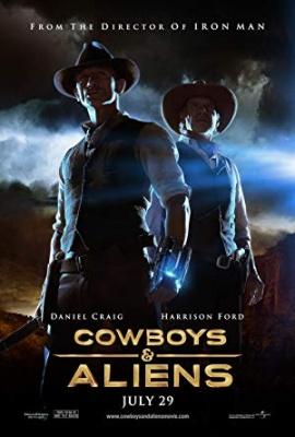 Kavboji in vesoljci - Cowboys & Aliens