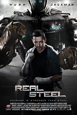 Jeklena moč - Real Steel