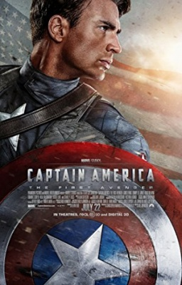 Prvi maščevalec: Stotnik Amerika - Captain America: The First Avenger