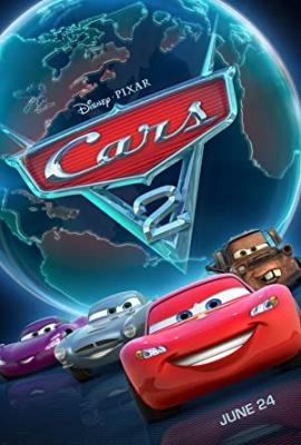 Avtomobili 2 - Cars 2