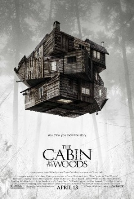 Koča v gozdu - The Cabin in the Woods