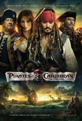 Pirati s Karibov: Z neznanimi tokovi - Pirates of the Caribbean: On Stranger Tides