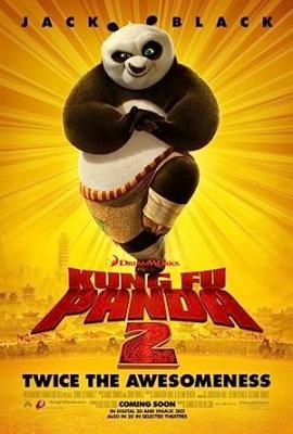Kung fu panda 2, film