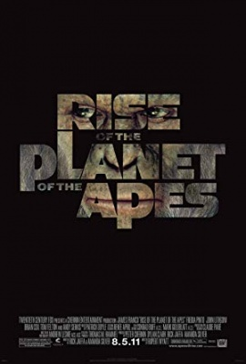 Vzpon planeta opic - Rise of the Planet of the Apes