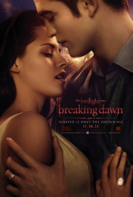 Somrak saga: Jutranja zarja – I - The Twilight Saga: Breaking Dawn - Part 1