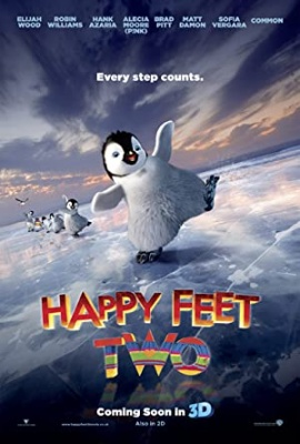 Vesele nogice 2 - Happy Feet 2