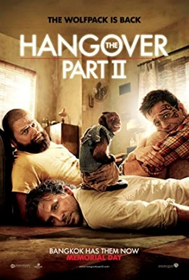 Prekrokana noč 2 - The Hangover Part II