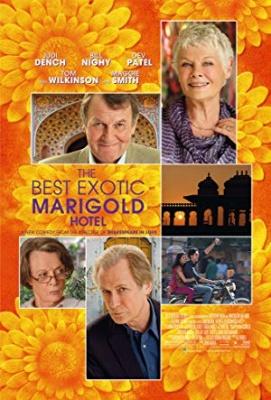Eksotični hotel Marigold, film