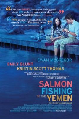 Muharjenje v Jemnu - Salmon Fishing in the Yemen