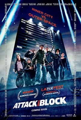 Napad na stolpnico - Attack the Block
