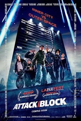 Napad na stolpnico - Attack the Block