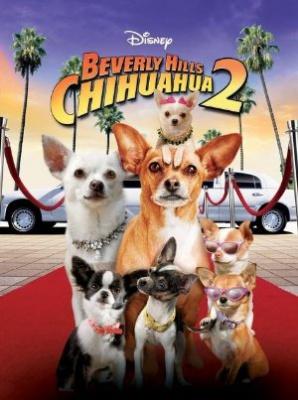 Čivava z Beverly Hillsa 2 - Beverly Hills Chihuahua 2