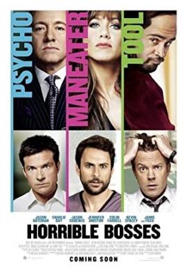 Kako se znebiti šefa - Horrible Bosses