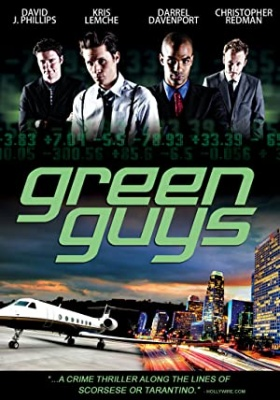 Fantje z zelenci - Green Guys