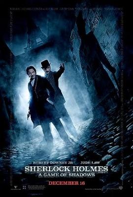 Sherlock Holmes: Igra senc - Sherlock Holmes: A Game of Shadows