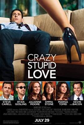 Ta nora ljubezen - Crazy, Stupid, Love.