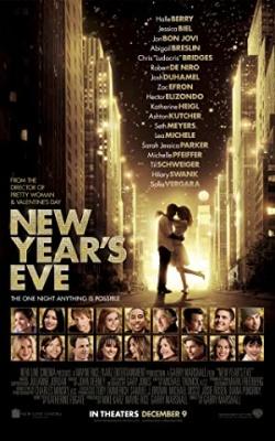 Silvestrovo v New Yorku - New Year's Eve