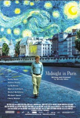 Polnoč v Parizu - Midnight in Paris