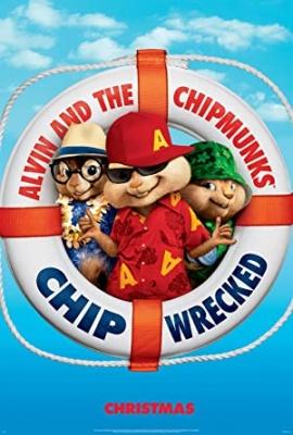 Alvin in veverički 3 - Alvin and the Chipmunks: Chipwrecked