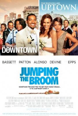Skok čez metlo - Jumping the Broom