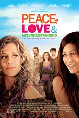 Mir, ljubezen in nerazumevanje - Peace, Love, & Misunderstanding