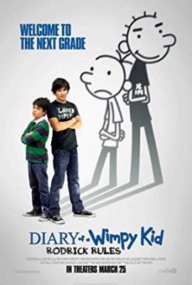 Dnevnik nabritega mulca: Robi je car - Diary of a Wimpy Kid: Rodrick Rules