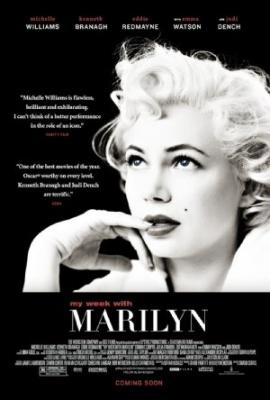 Moj teden z Marilyn - My Week with Marilyn