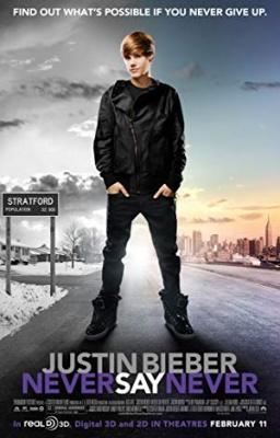 Justin Bieber: Nikoli ne reci nikoli - Justin Bieber: Never Say Never