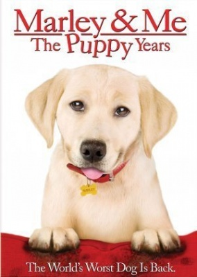 Marley in jaz 2 - Marley & Me: The Puppy Years