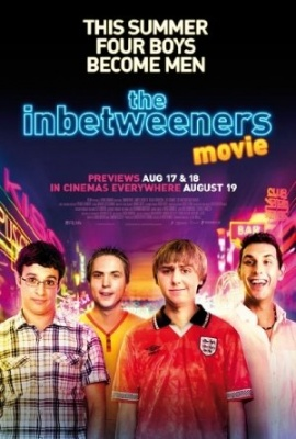 Angleška pita - The Inbetweeners Movie