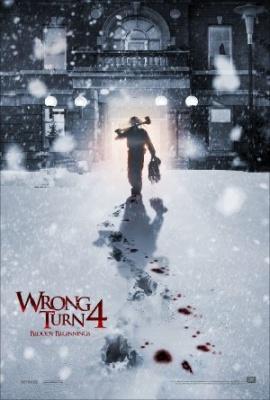 Napačen odcep 4 - Wrong Turn 4: Bloody Beginnings