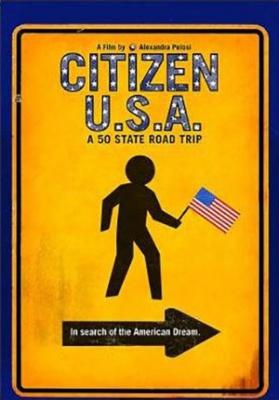 Ameriški državljan - Citizen USA: A 50 State Road Trip