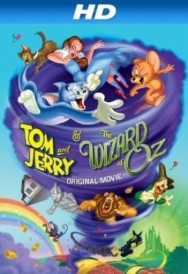 Tom in Jerry: Čarovnik iz Oza - Tom and Jerry & The Wizard of Oz