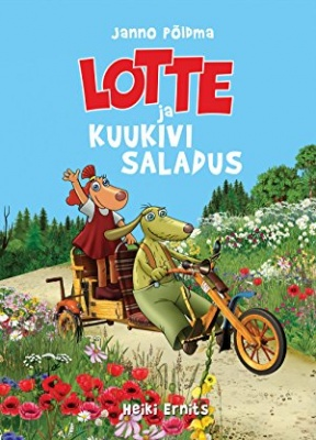 Loti in skrivnost mesečevega kamna - Lotte and the Moonstone Secret