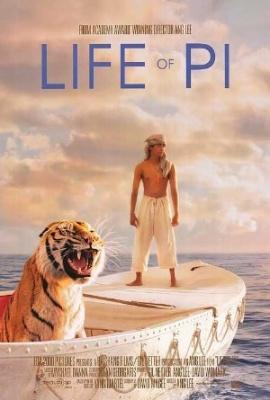 Pijevo življenje - Life of Pi