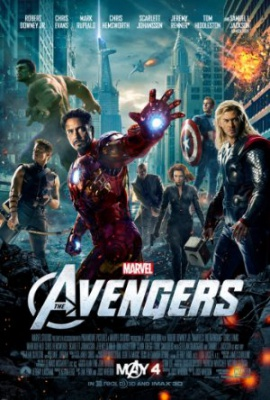 Maščevalci - The Avengers