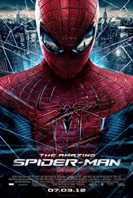 Neverjetni Spider-man - The Amazing Spider-Man