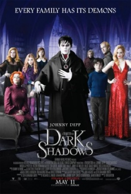 Temne sence - Dark Shadows