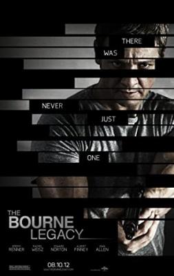 Bournova zapuščina, film