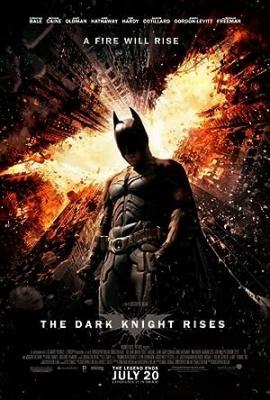 Vzpon Viteza teme - The Dark Knight Rises