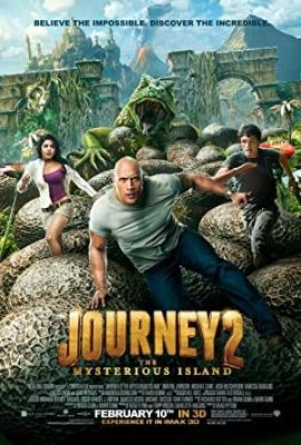Potovanje v središče Zemlje 2 - Journey 2: The Mysterious Island
