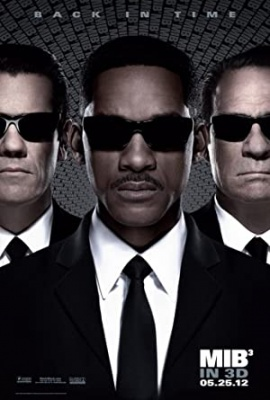 Možje v črnem 3 - Men in Black 3