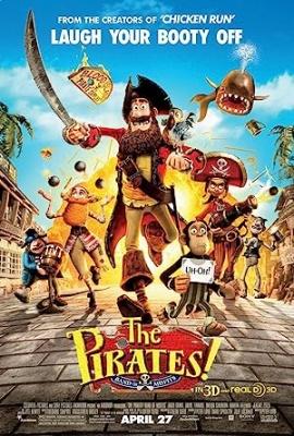 Gusarji! Tolpa posebnežev - The Pirates! Band of Misfits