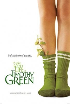 Nenavadno življenje Timothyja Greena - The Odd Life of Timothy Green