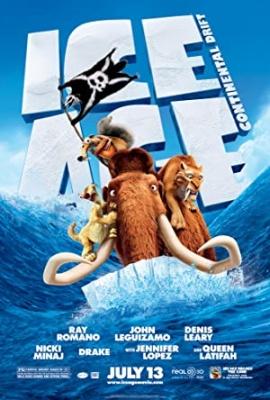 Ledena doba 4: Celinski premiki, film