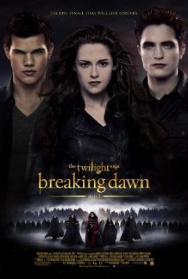Somrak saga: Jutranja zarja II - The Twilight Saga: Breaking Dawn - Part 2