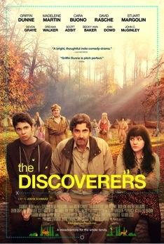 Družinsko potovanje - The Discoverers